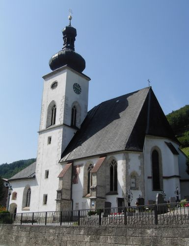 Pfarrkirche Gaflenz