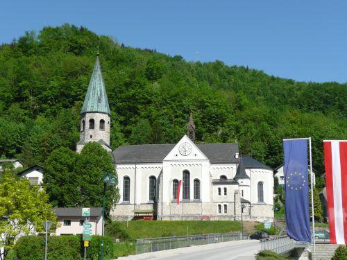 Pfarrkirche Reichraming