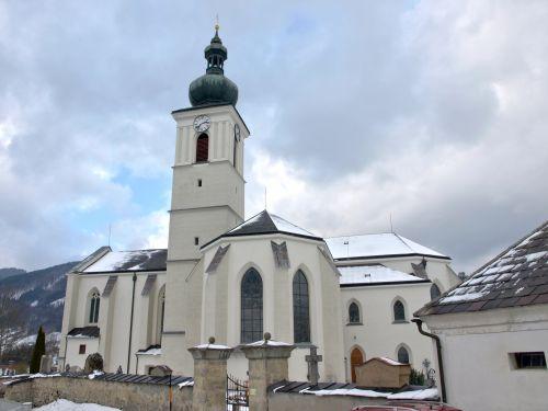 Pfarrkirche Weyer an der Enns