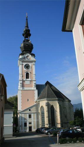 Pfarrkirche Kirchdorf an der Krems