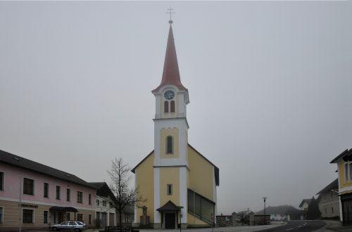 Pfarrkirche Steinbach am Ziehberg