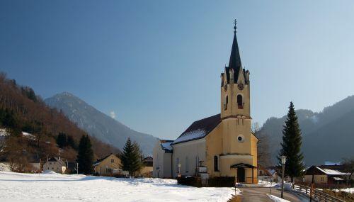 Pfarrkirche Steyrling