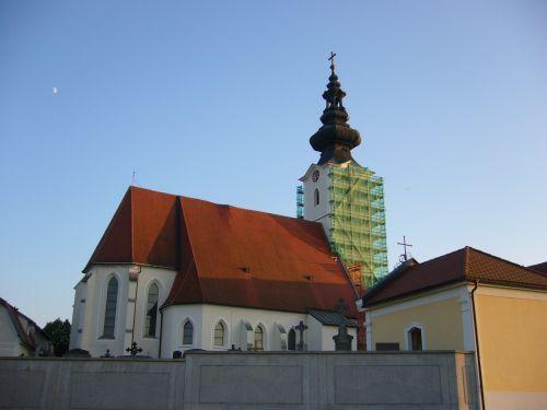 Pfarrkirche Aschbach-Markt