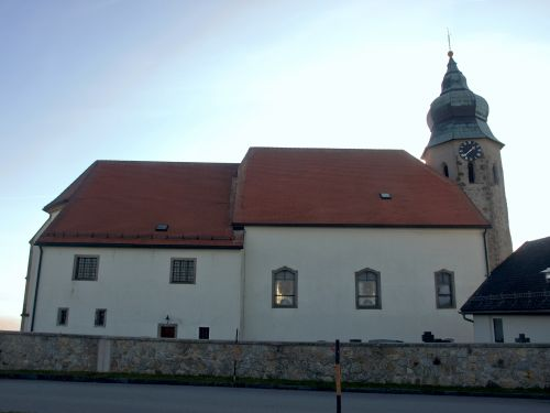Pfarrkirche Kollmitzberg