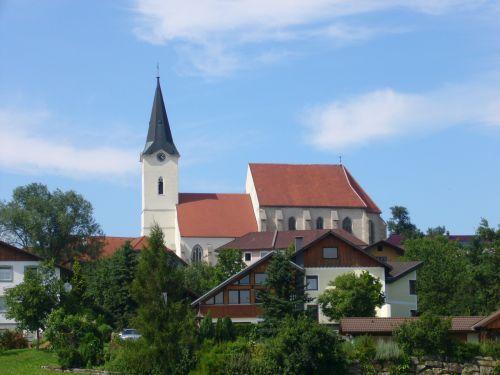 Pfarrkirche Krenstetten