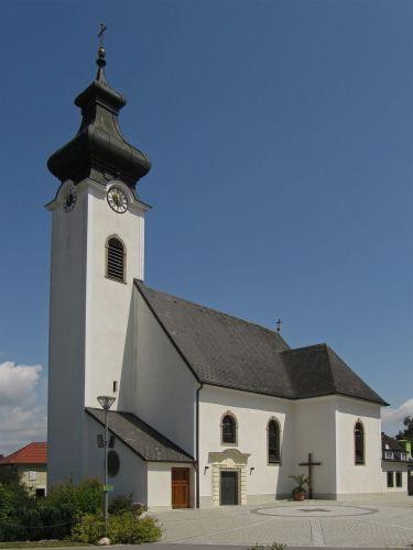 Pfarrkirche Viehdorf