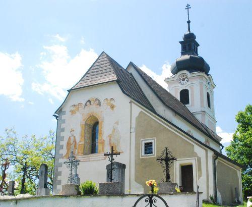 Pfarrkirche Eibenstein