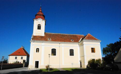 Pfarrkirche Großau