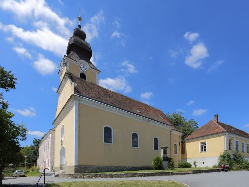 Pfarrkirche Harth