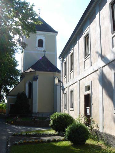Pfarrkirche Kirchberg an der Wild
