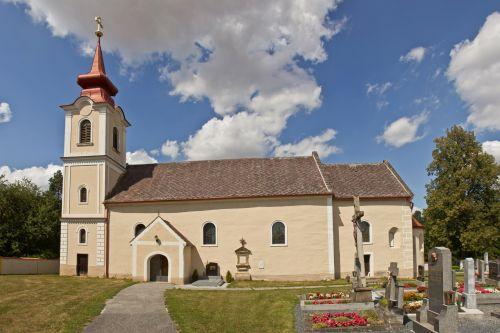 Pfarrkirche Niklasberg