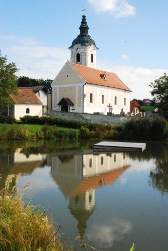 Pfarrkirche Nondorf an der Wild