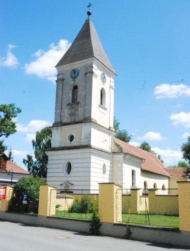 Pfarrkirche Pleissing