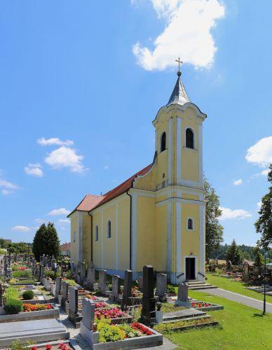 Pfarrkirche Trabenreith