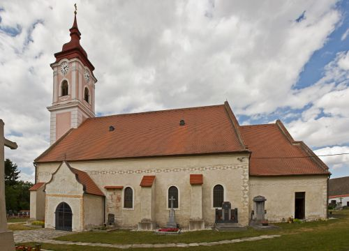 Pfarrkirche Weikertschlag