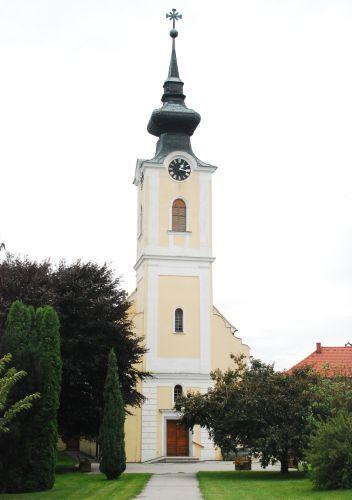 Pfarrkirche Zissersdorf