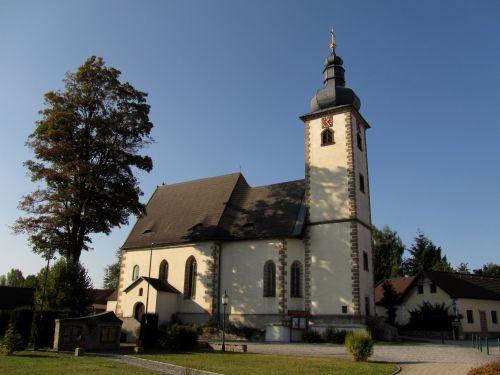 Pfarrkirche Dietmanns in Großdietmanns