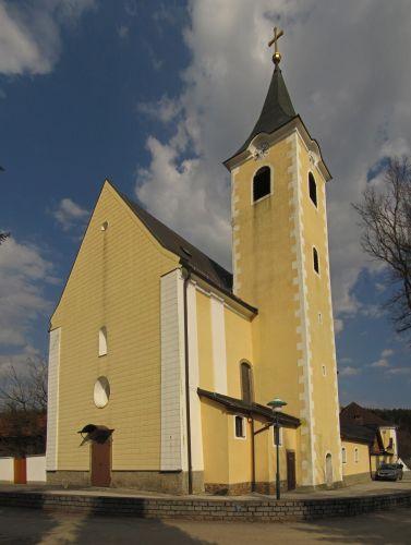 Pfarrkirche Harbach