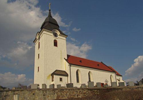 Pfarrkirche Harmanschlag