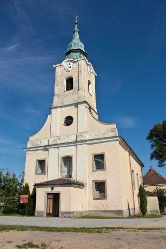 Pfarrkirche Langegg