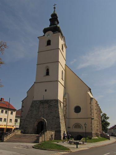 Pfarrkirche Litschau