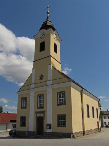 Pfarrkirche Reingers