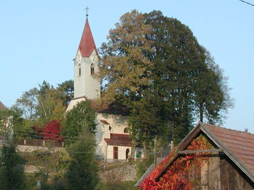 Pfarrkirche Siebenlinden