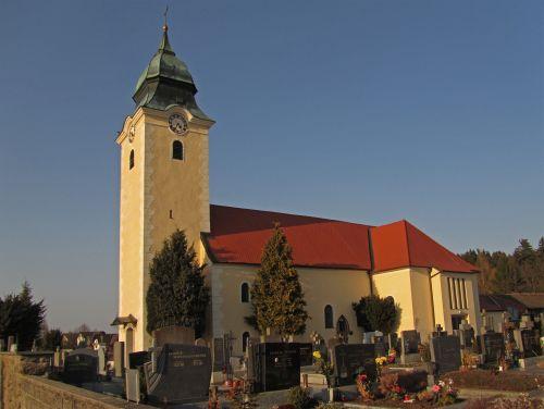 Pfarrkirche Waldenstein