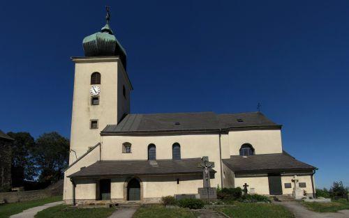 Pfarrkirche Weißenalbern