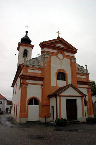 Pfarrkirche Brunnkirchen