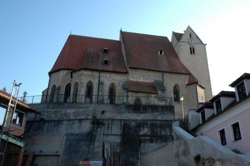 Pfarrkirche Hollenburg