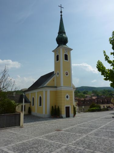 Pfarrkirche Unterbergern
