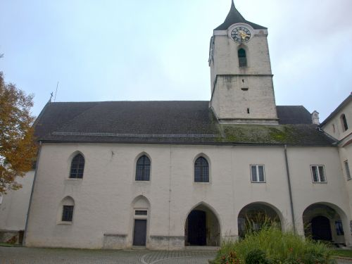 Pfarrkirche Erla