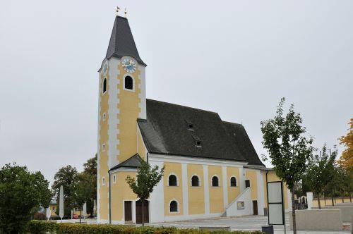 Pfarrkirche Ernsthofen