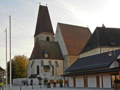 Pfarrkirche Haidershofen