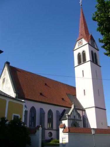 Pfarrkirche Weistrach