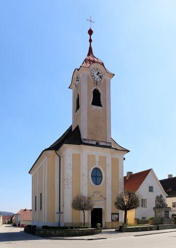 Pfarrkirche Getzersdorf