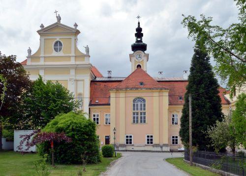 Pfarrkirche Gutenbrunn-Heiligenkreuz
