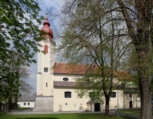 Pfarrkirche Heiligeneich