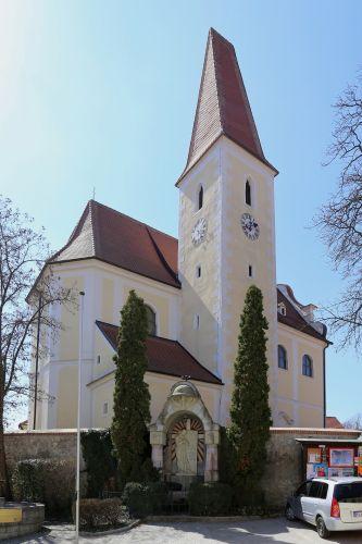 Pfarrkirche Inzersdorf ob der Traisen