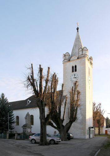 Pfarrkirche Stollhofen