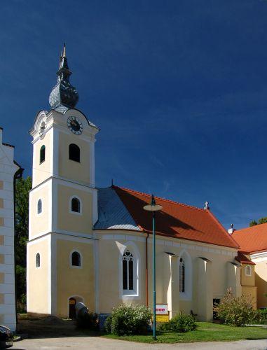 Pfarrkirche Idolsberg