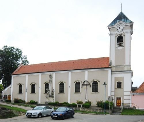 Pfarrkirche Kattau