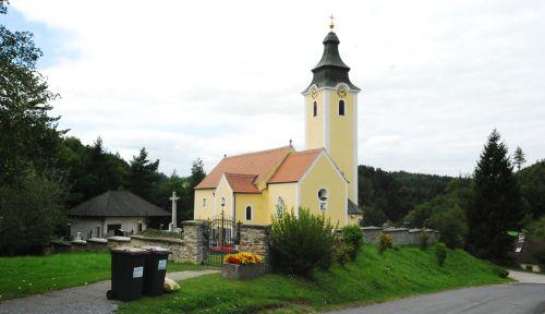Pfarrkirche Messern