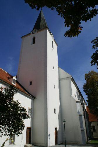 Pfarrkirche St. Bernhard