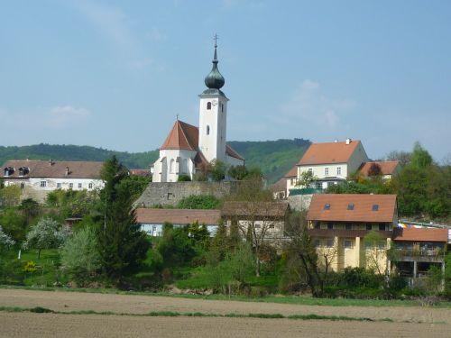 Pfarrkirche Stiefern