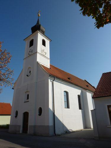 Pfarrkirche Brunn im Felde