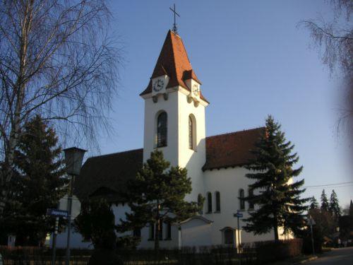 Pfarrkirche Droß