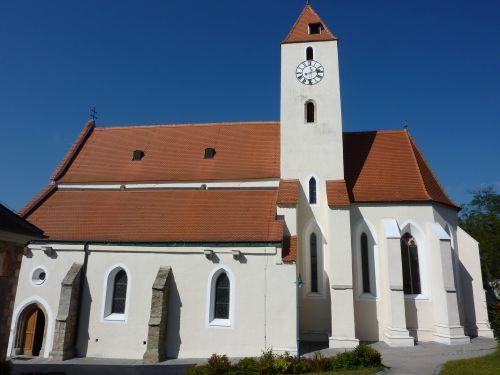 Pfarrkirche Lengenfeld