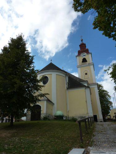Pfarrkirche Lichtenau